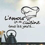 Stai cercando Adesivi murali Per Cucina? | LIONSHOME