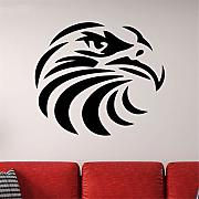 adesivo murale Cartoon Eagle for Kids Room Decor
