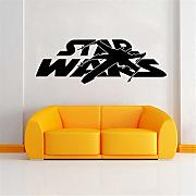 Adesivo Murale Vendita Calda Star Wars The Dark
