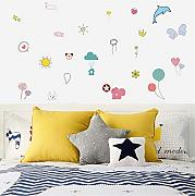 Adesivo Murale Wall Stickers Diy Family Home