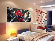 AG Design ftdh 0632 Spider Man Marvel, Carta Foto