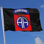 AllenPrint Family Flag,82A Divisione