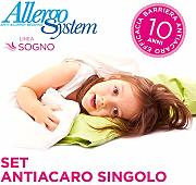 Allergosystem Set Antiacaro Sognocomposto da