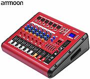 ammonio PMR606 Mixer Audio Digitale a 6 Canali