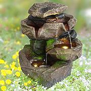 lachineuse Fontana per Interni a Cascata Zen