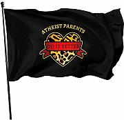 AmyNovelty Family Flags,Insegnanti Atei Bandiera