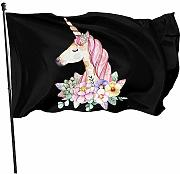 AmyNovelty Home Garden Flags,Bandiere per Famiglie