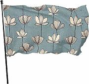 AmyNovelty House Yard Flag,Bandiere da Giardino