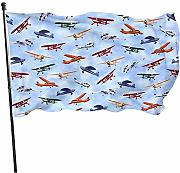 AmyNovelty House Yard Flags,Bandiere per Famiglie