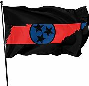 AmyNovelty Yard Flags,Tennessee Flag Design
