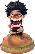 Anime One Piece figura fasciatura Portgas · D ·