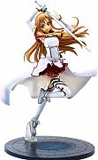 Anime Sword Art Online personaggi Asuna scultura