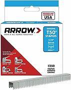 Arrow 0160914 T37-Scatola da 1000 punti metallici da 14 mm