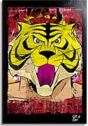 Arthole.it L' Uomo Tigre (Tiger Mask) di Ikki
