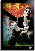 Arthole.it Leon: The Professional - Quadro Pop-Art