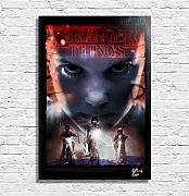 Arthole.it Stranger Things Netflix - Quadro
