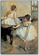 Artopweb Pannelli Decorativi Degas Before The
