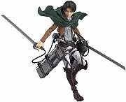 Attack on Titan Scultura Statua in PVC Decorazione