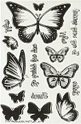 Avery Elle Clear Stamp Set 10,2 cm x 15,2 cm