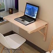 AYHa Legno solido Wahanging Table Computer Desk