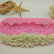 BaBaSM Utile Cake Soap Candy Mold Chocolate