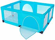 Baby Box Kids 4 Panel Safety Play Center Yard Home