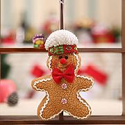 Ballylelly Christmas Gingerbread Man Christmas