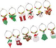 Baoblaze 12pcs / Set A Tema Natale Decorazioni