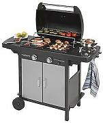 Barbecue a gas 2 series classic exs vario 75 + 21