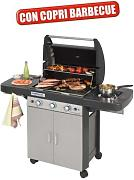Barbecue a gas '3 Series Classic LS Plus'
