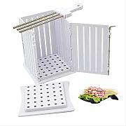 Barbecue Kebab Maker carne brochettes Spiedino