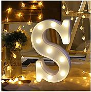 BIEE LED decorative a forma di lettere