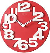 BIEE Modern Metal Silent Wall Clock Decorazione