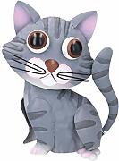 Bobble Buddies Tilly The Tabby Cat - Scultura con