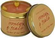 Bomb Cosmetics Honey & Peach Candela profumata di