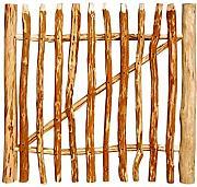 Staccionate in legno di castagno confronta prezzi e for Staccionata in inglese