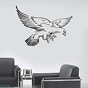 Brillint Yy Nursery Wall Sticker Flying Eagle