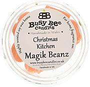 Busy Bee-Candele di Natale Magik Beanz, Rosso, Set