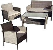 Buy Buy Set S-Rattan Sanremo Marrone