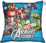 by PERLARARA - CUSCINO ARREDO cm 42 x 42 CAMERETTA ORIGINALE AVENGERS CIVIL WAR NOVIA by MARVEL (BLU ASSEMBLE)