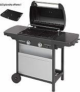 Piastra di ricambio smaltata 35x30 Barbecue Campingaz 2 SERIES