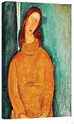 canvashop - Quadri Moderni cm 100x60 Modigliani