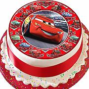 Cars Saetta McQueen Cars Border Birthday