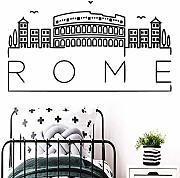 Carta Da Parati 3d Roma.Ba12affgle Oym