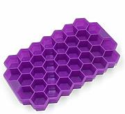 Cavity Ice Cube Table HoneyComb Ice Cube Stampo