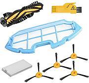 Kit di Accessori di Ricambio per Robot aspirapolvere Conga con Panni per la Pulizia Set di 6 Panni per Conga 3090 MIRTUX
