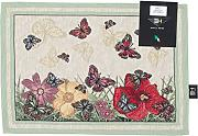 Centrotavola Emily Home Butterfly in Gobelin 35x45