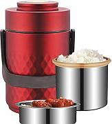 CLCFXDDX Lunch Box Thermos isolato di