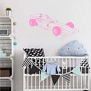 Cmdyz Wall Sticker Vinyl Decal Sport Formula 1