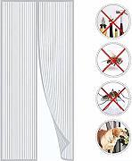 Coedou Zanzariera Magnetica per Porte 80 x 240 cm Zanzariera Magnetica Impedendo agli Insetti di Entrare